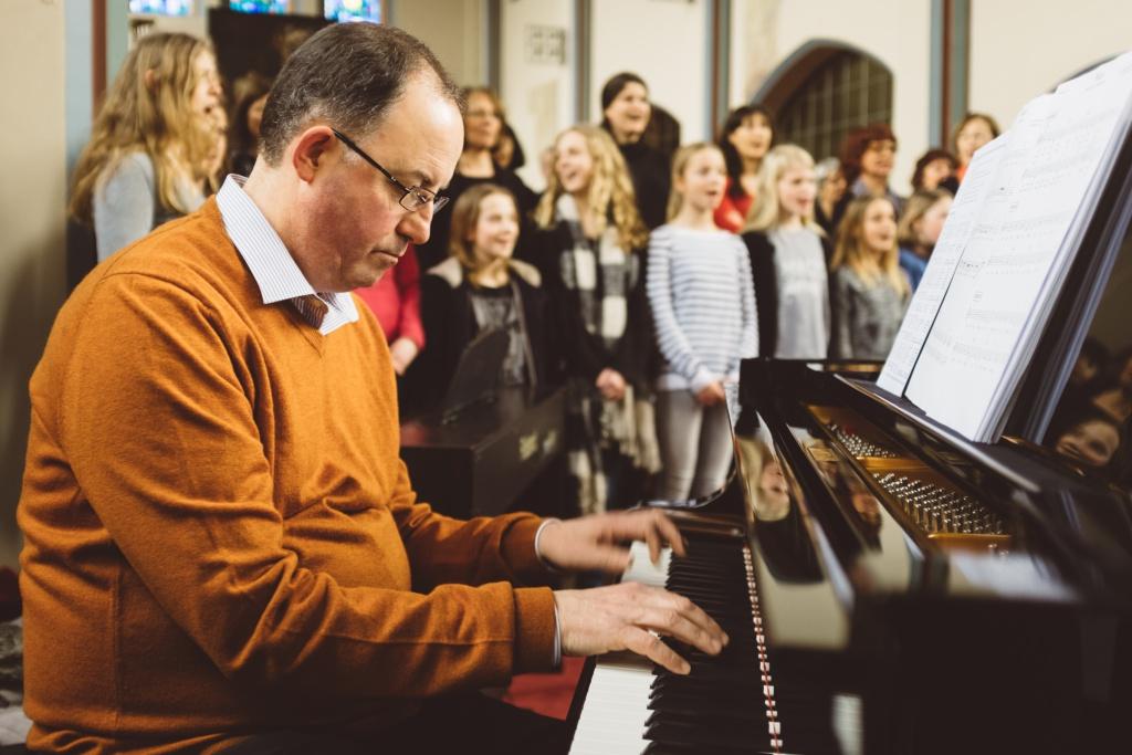 leraar Paul De Maeyer