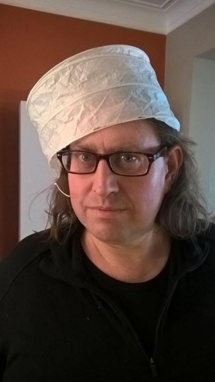 de nieuwste moderne hoed van Christophe Goedvriend